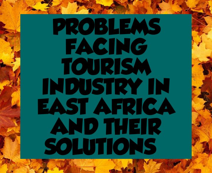 Problems and solutions to industrial development in East Africa