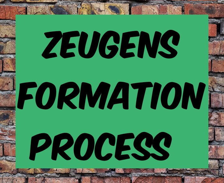 Zeugens formation process