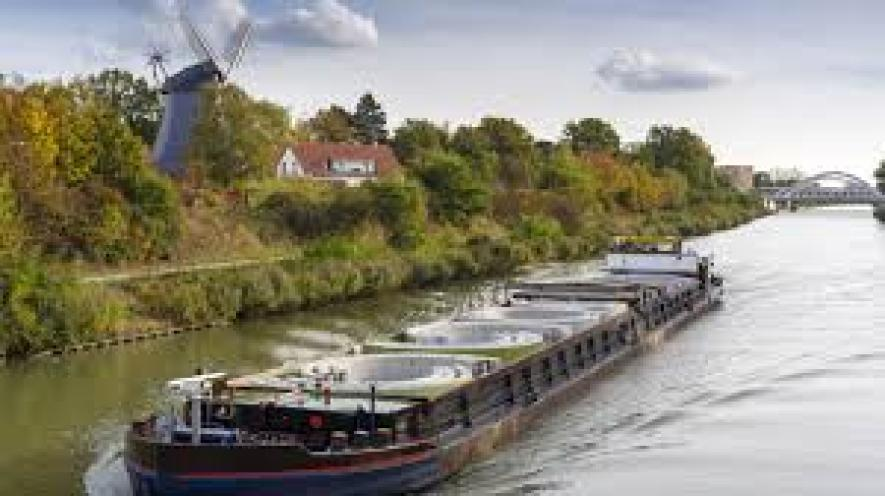 Water transport is the cheapest and the oldest mode of transport. It operates on a natural track and hence does not require huge capital investment in the construction and maintenance of its track except in case of canals