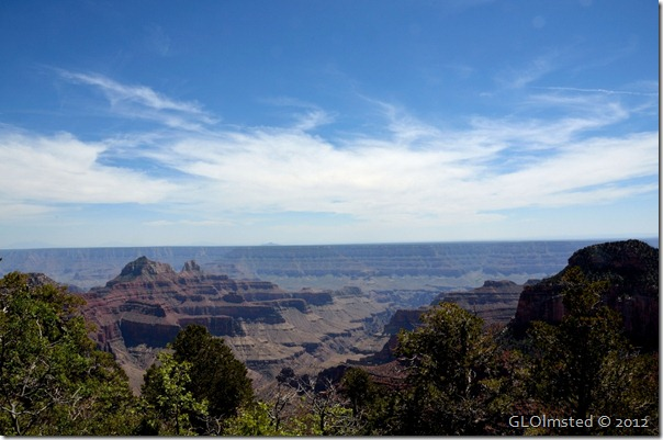 01 Grand Canyon from Bright Angel Point trailhead NR GRCA NP AZ