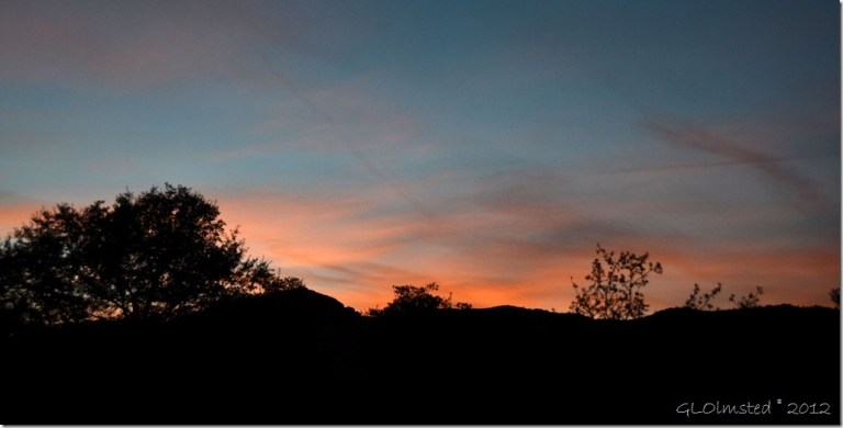01 12-1-12 Sunset over Weaver Mts Yarnell AZ (1024x518)