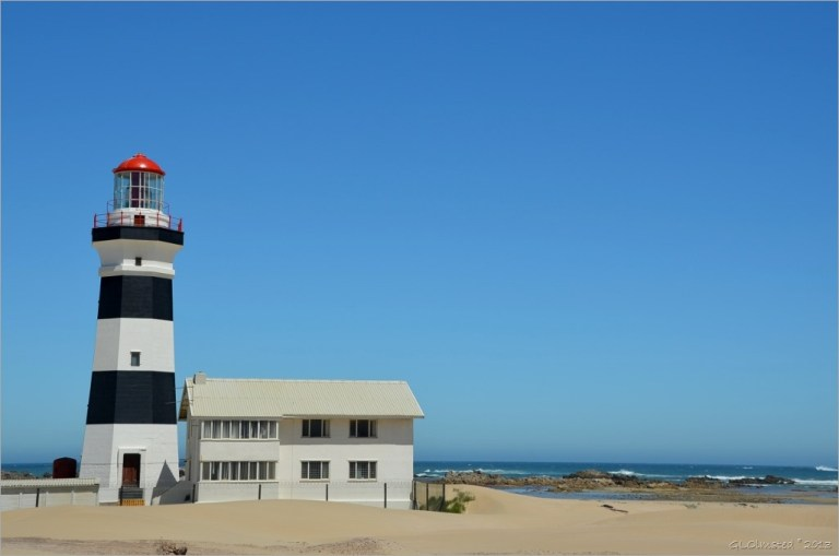 Cape Recife lighthouse PE SA