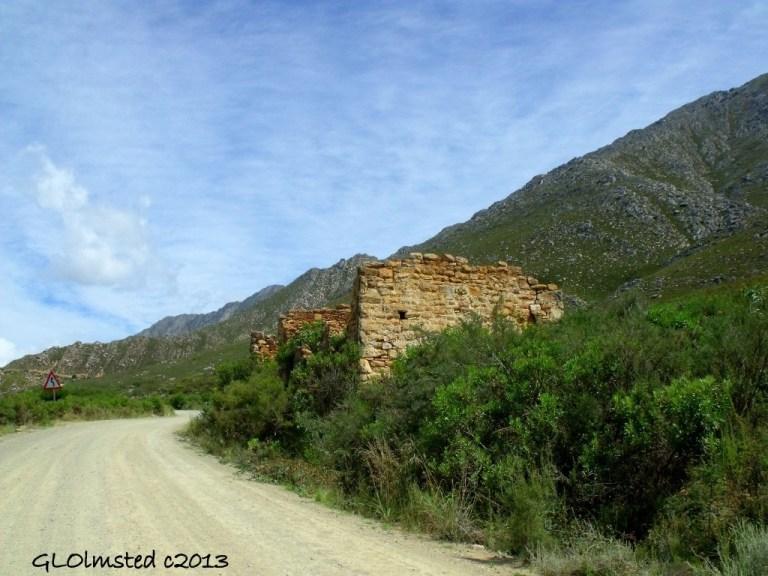 Tollhouse Swartberg Pass SA