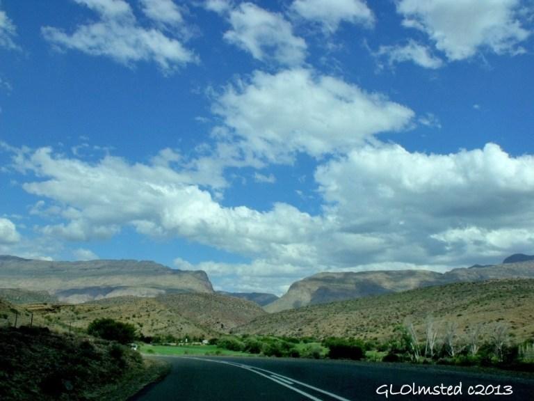Meringspoort Pass SA