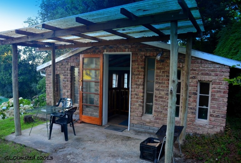 Never Daunted Self-catering Cottage Hogsback South Africa