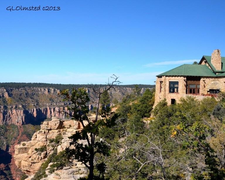 Grand Lodge North Rim Grand Canyon National Park Arizona