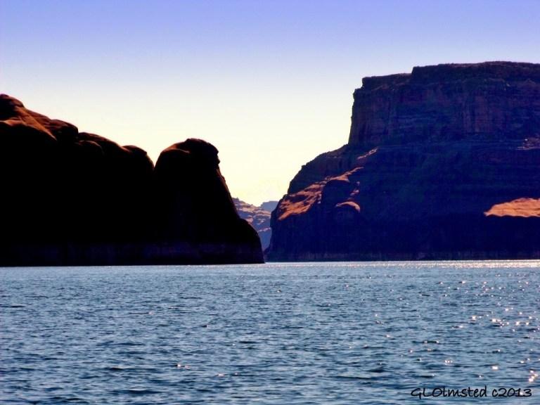 Lake Powell Glen Canyon National Recreation Area Utah