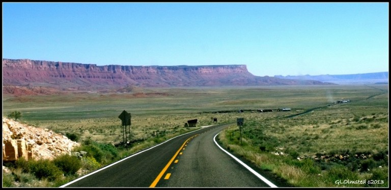 Vermilion Cliffs and House Rock Valley Kaibab National Forest Arizona