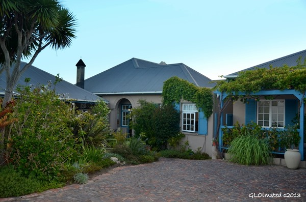 Guinea Fowl Lodge Knysna South Africa