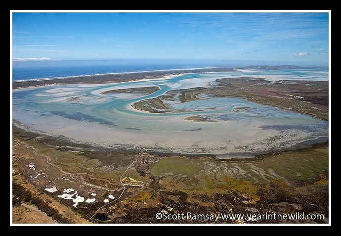 West Coast NP aerial view by Scott Ramsay