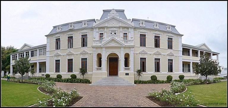 Theological Seminary Stellenbosch South Africa