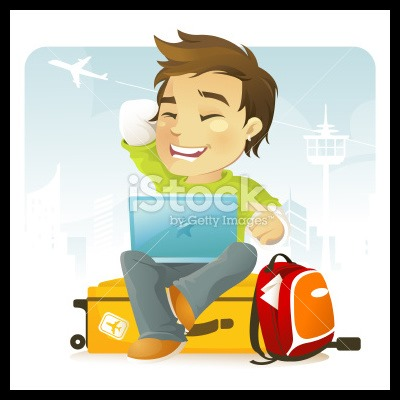 08 stock-illustration-5149185-young-man-sitting-on-suitcase-and-using-laptop 2