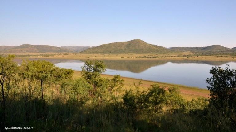 Mankwe Dam Pilanesberg Game Reserve South Africa