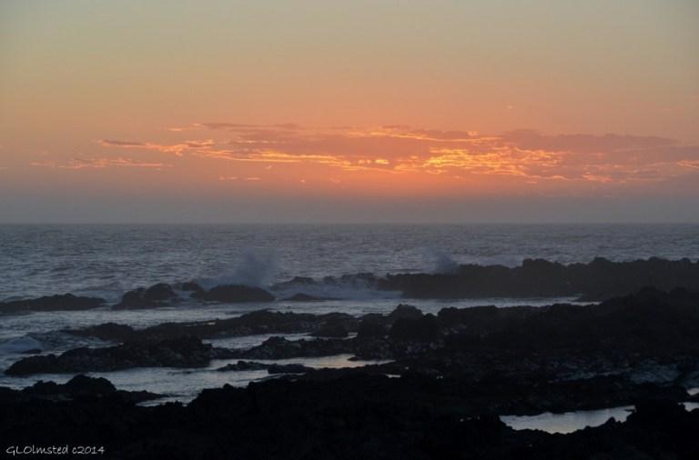 Sunset Tsitsikamma National Park South Africa