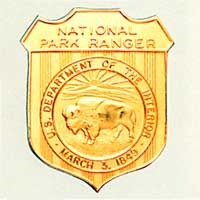 1970-present uniformed personnel badge