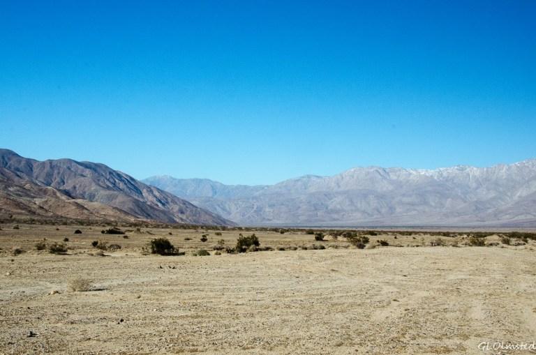 Coyote Mt, Alcoholic Pass & Santa Rosa Mts Anza-Borrego Desert State Park Rockhouse Trail California