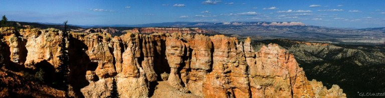 Hoodoo views & beyond Black Birch Canyon Bryce Canyon National Park Utah