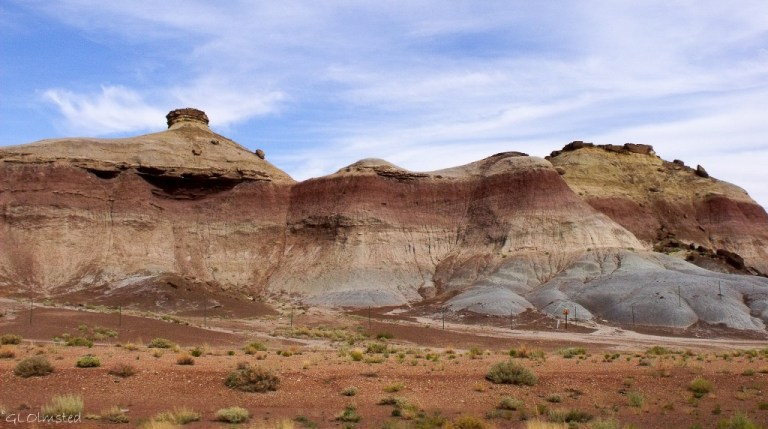 Painted Desert Hwy 89 Arizona