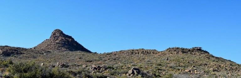 View NW & house above Deer Creek Rd Hillside Arizona