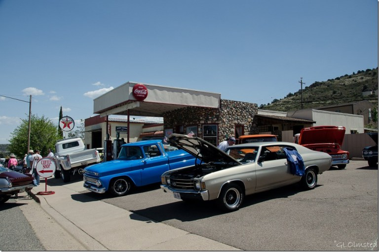 Yarnell Car Show Arizona