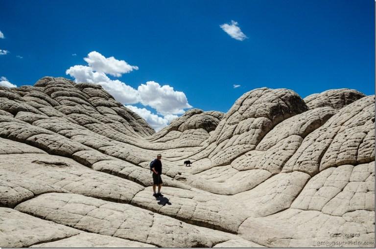 Bill & Sasha White Pocket BLM Vermilion Cliffs National Monument Arizona