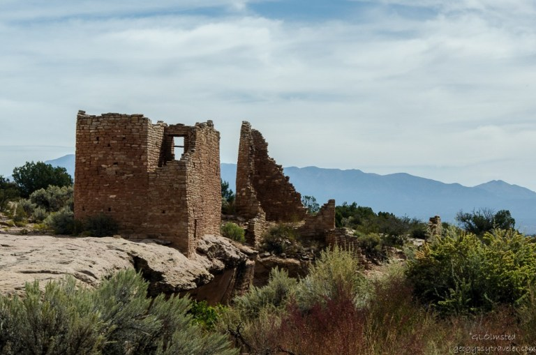 Hovenweep Castle Hovenweep National Monument Utah