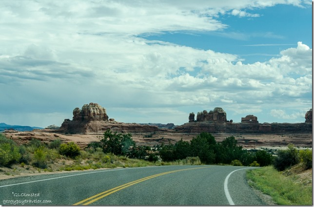 The Needles District Canyonlands National Park Utah