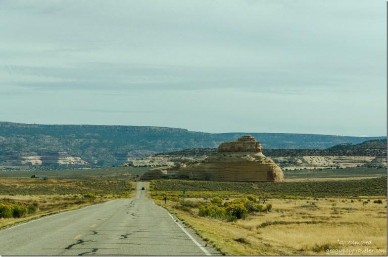Church Rock Junction UT211 & US191 Utah