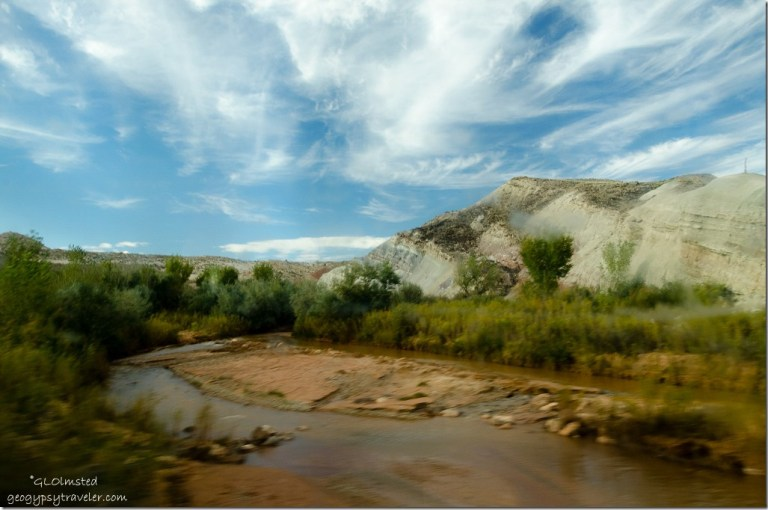 Freemont River Capitol Reef Country Scenic Byway UT24 Utah