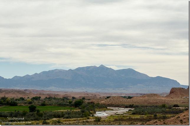 Henry Mountains UT24 south Utah