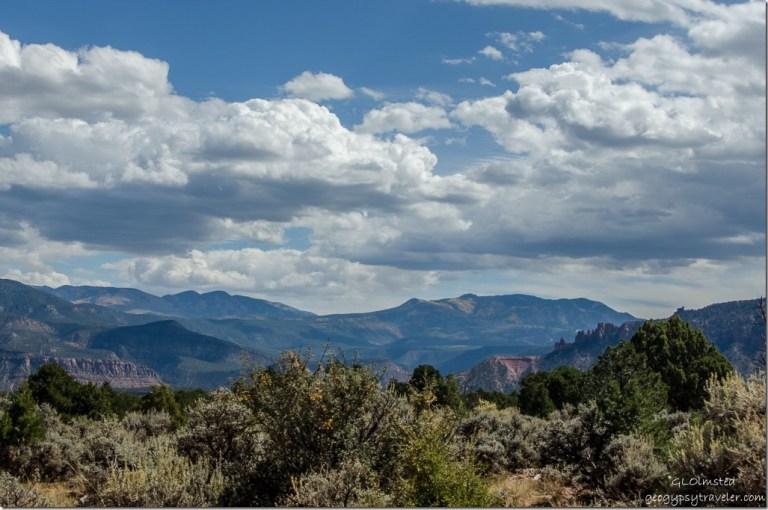 Abajo Mountains BLM Utah