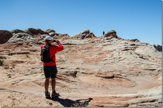 John & Pam White Pocket Vermilion Cliffs National Monument Arizona