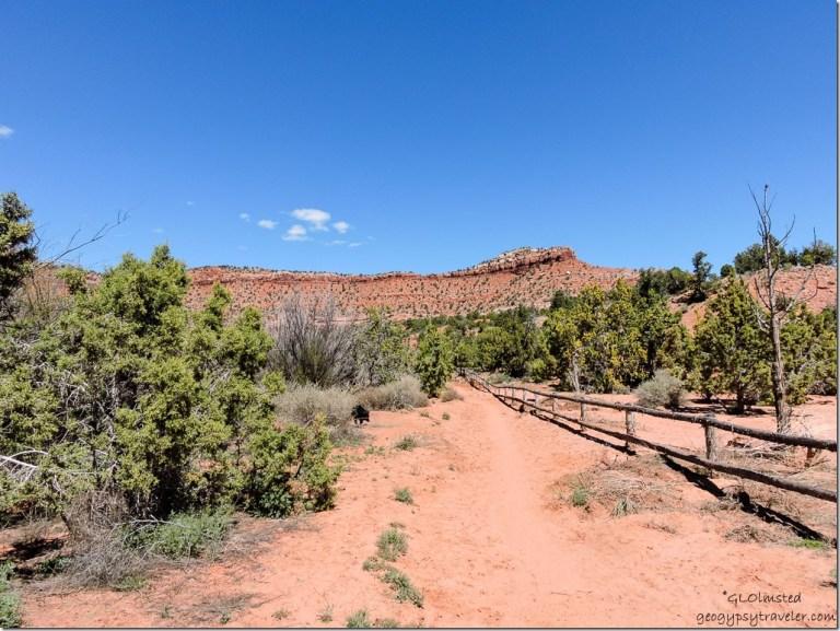 Sasha Bunting Trail Kanab Utah