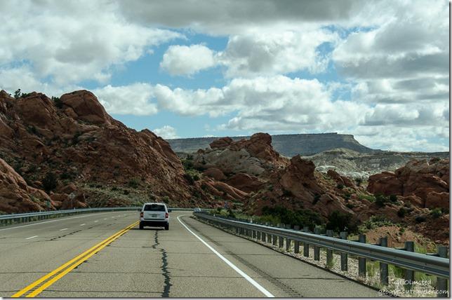 Cockscomb SR89 East Utah