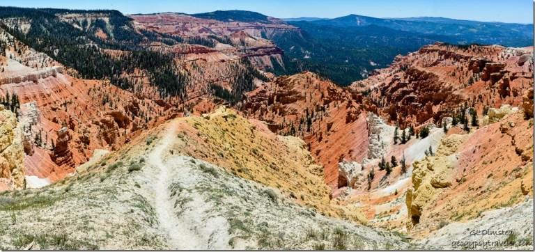 North View Overlook Cedar Breaks National Monument Utah