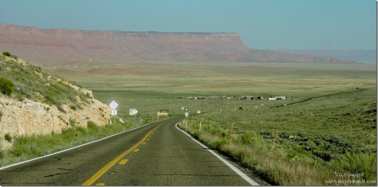 House Rock Valley & Vermilion Cliffs SR89A E Kaibab National Forest Arizona