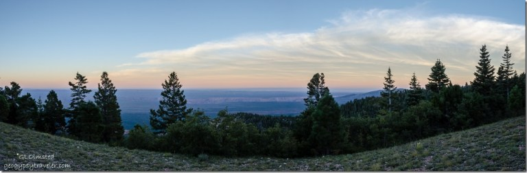 Sunset Marble View Kaibab Kaibab National Forest Arizona