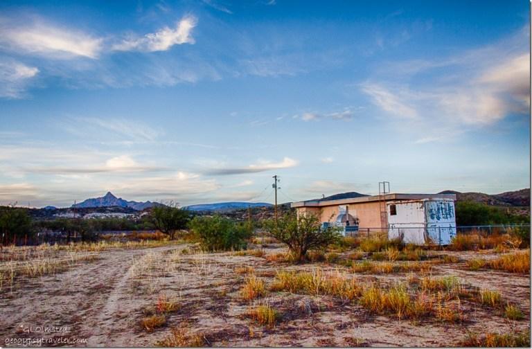 Building & Martin Mountain Kirkland Arizona