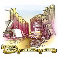 Grand Canyon Historical Society logo