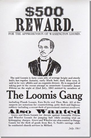 04 Wanted poster Loomis Gang (674x1024)