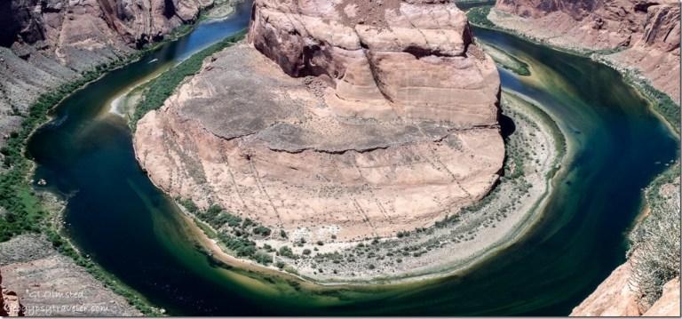 Horseshoe Bend Colorado River Page Arizona