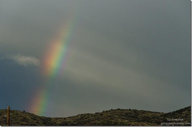 Reverse rainbow Kirkland Arizona