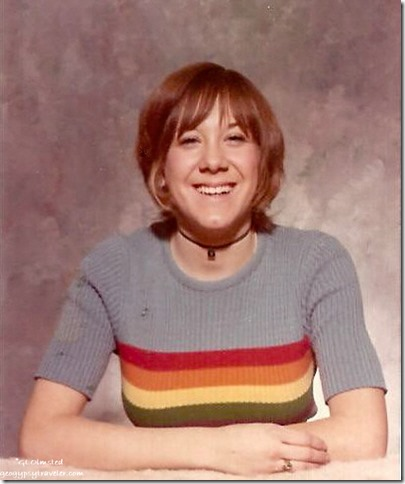 1970 Gail 16 yrs old Downers Grove Illinois