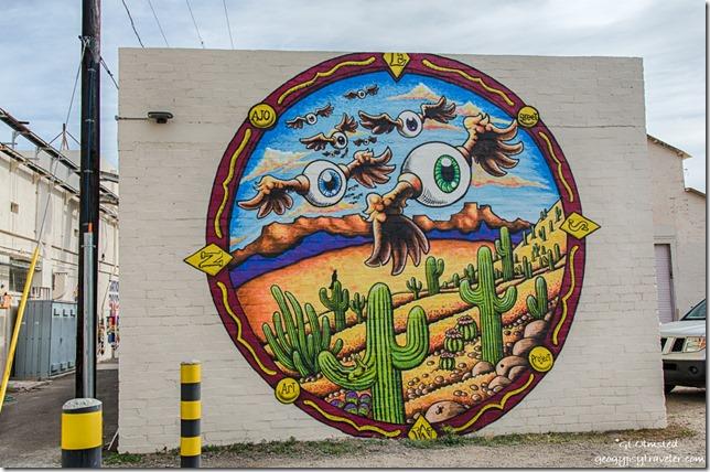 Mural Ajo Arizona