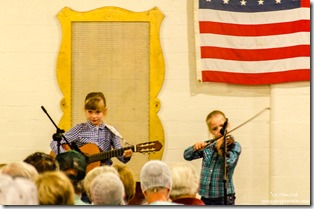 Sisters Fiddle Festival Ajo Arizona