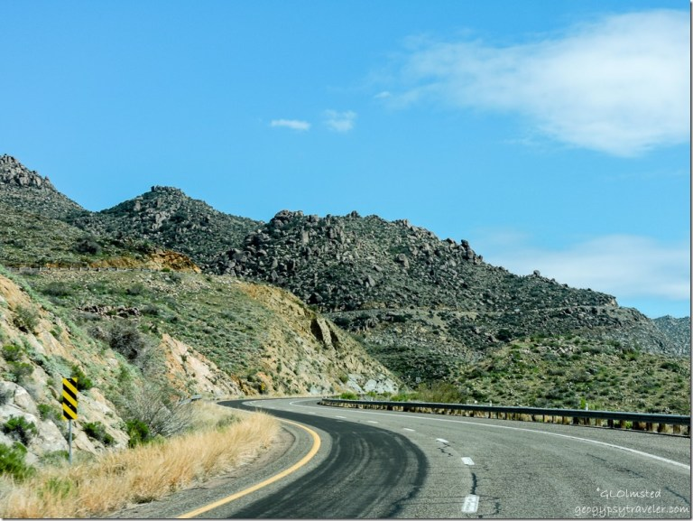 Yarnell Hill SR89 North Arizona