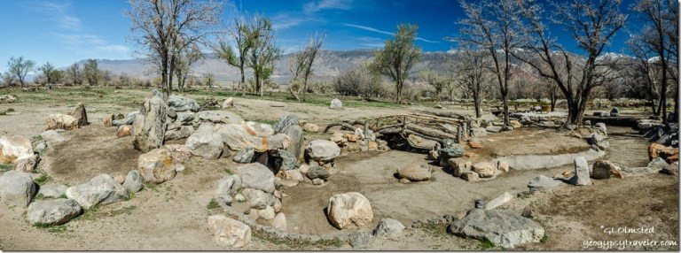 Merritt Park Manzanar National Historic Site Independence California