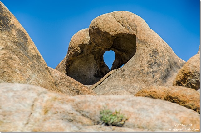 Heart Arch Alabama Hills Lone Pine California