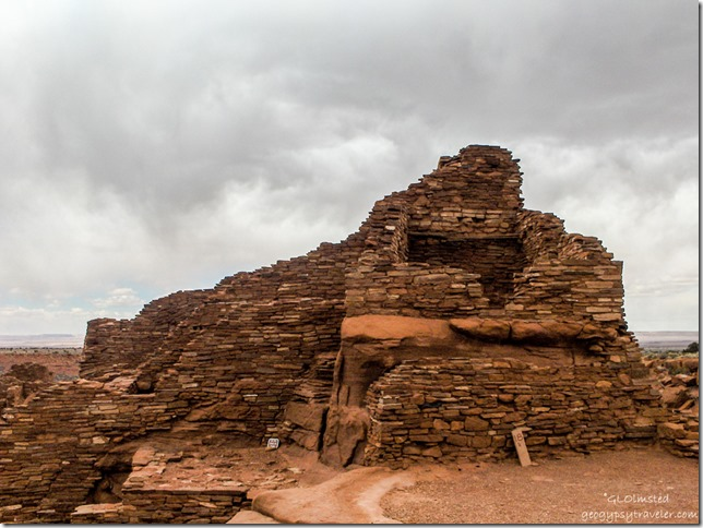 Wupatki Pueblo Wupatki National Monument Arizona