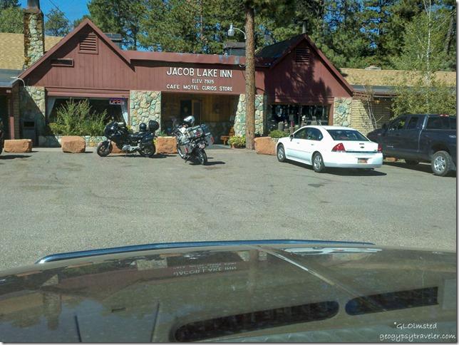 Jacob Lake Inn Jacob Lake Kaibab National Forest Arizona